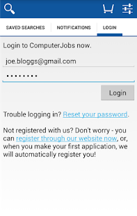 IT Jobs- screenshot thumbnail