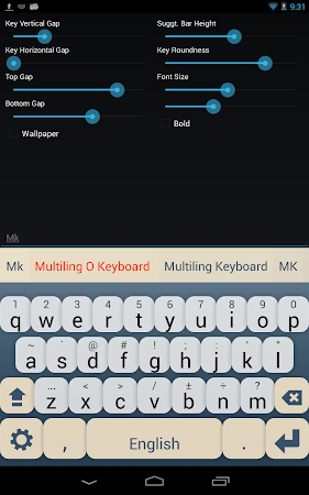 multiling keyboard apk