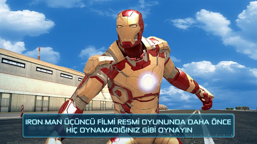 Cep Iron Man 3 Resimler