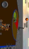 Screenshot of Robots Basketball 3D