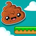 Happy Poo Jump logo