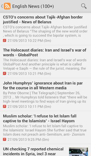 Al-Ayham Saleh News Aggregator
