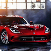 Dodge Viper Live Wallpaper HD