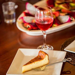 Sicilian Cheesecake (torta Di Ricotta).