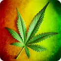 Rasta Weed Parallax LWP icon