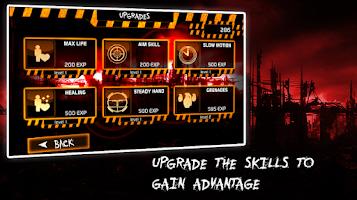 Screenshot of Zombie Survival 3D IA