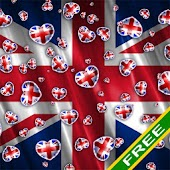 Heart Flag UK Free