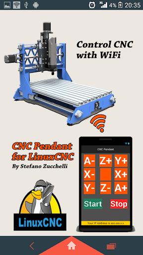 Cnc Pendant for LinuxCNC【商業APP玩免費】-APP點子