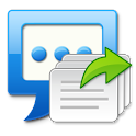 Handcent GroupSms plugin 1 logo