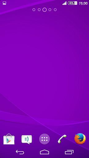 Vintage Violet -Theme By Arjun