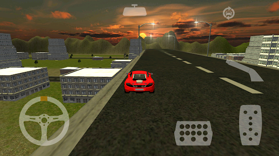 Sport Car Simulator 2015