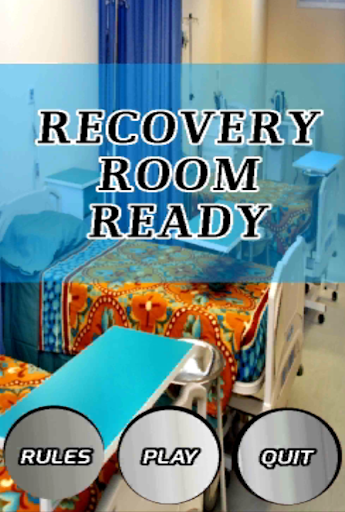Recovery Room Ready