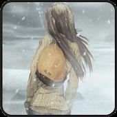 Winter Girl LiveWallpaper Free