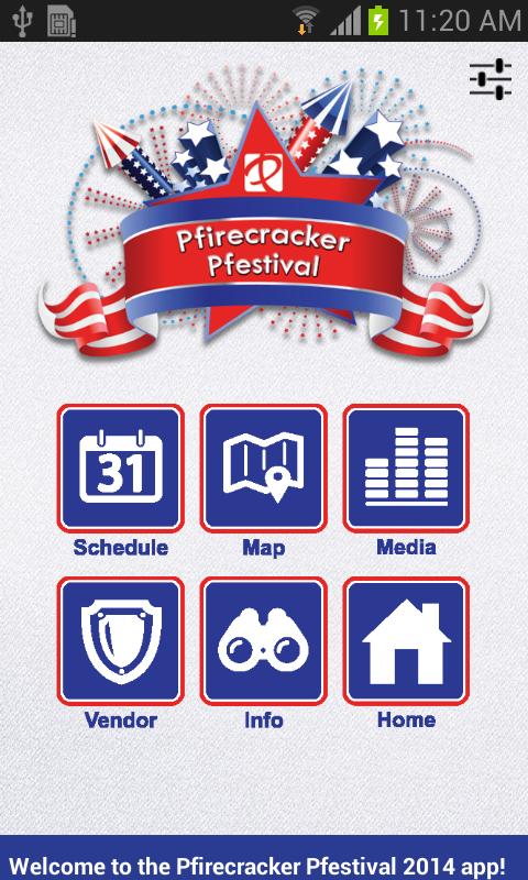 Pflugerville Pfone App - screenshot