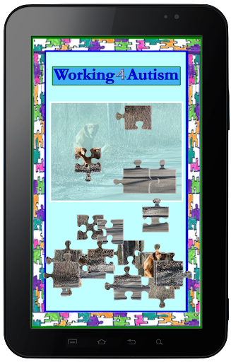 【免費解謎App】Working 4 Autism Puzzle Game-APP點子