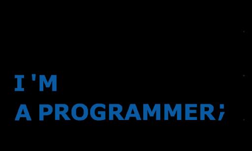 I;P - I'm a Programmer