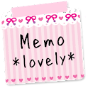 Memo Widget *lovely* icon