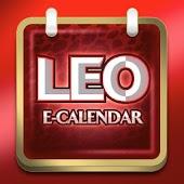 LEO E-Calendar