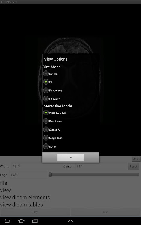 LEADTOOLS DICOM Viewer App – (Android Apps) — AppAgg