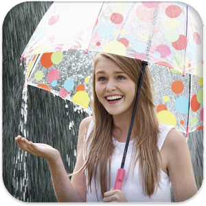 Rainy Photos Icon