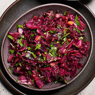 Sweet & Sour Braised Cabbage
