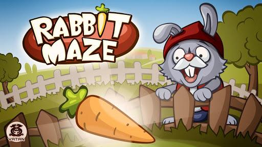 Кролик в Лабиринте