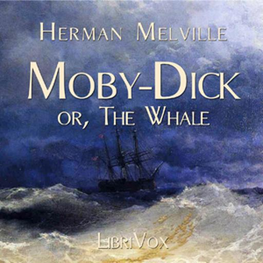 Audiobook: Moby Dick LOGO-APP點子