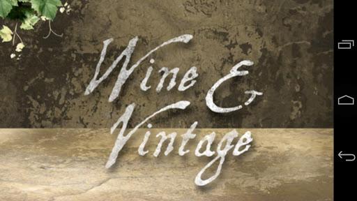 Wine Vintage free
