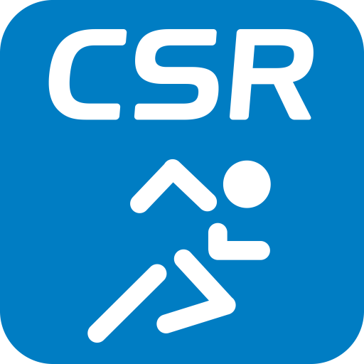 CSR Running Speed LOGO-APP點子