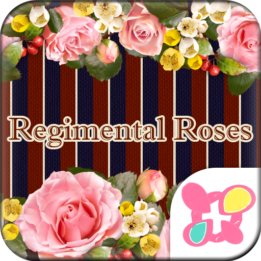 Girly Theme Regimental Roses
