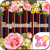 ★FREE THEMES★Regimental Roses