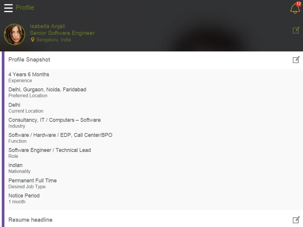 Monster Jobs - screenshot