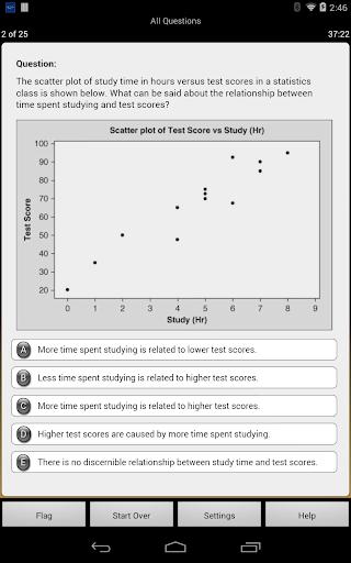 【免費教育App】AP Statistics Questions-APP點子