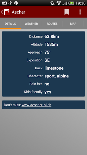 【免費運動App】SwissClimb-APP點子