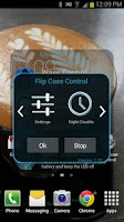 Screenshot of Flip Case Control Trial