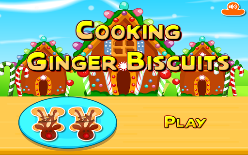 Cooking Ginger Biscuits