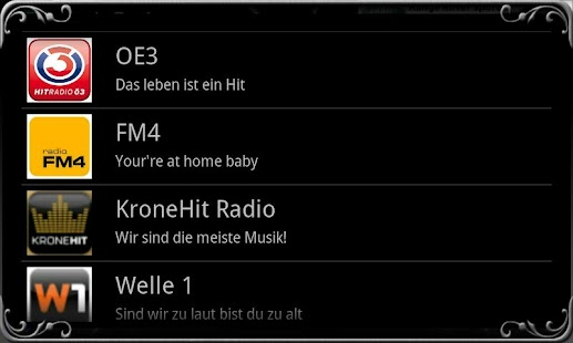 real Radio Austria - screenshot thumbnail