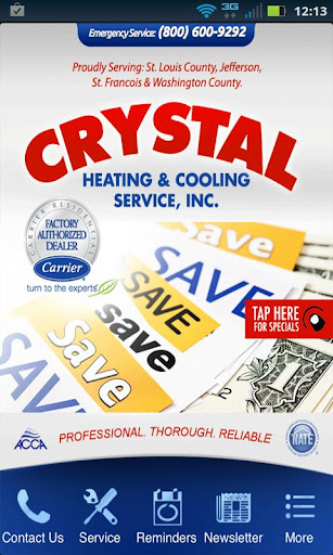 Crystal Heating Cooling Inc.
