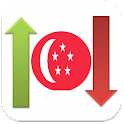 Singapore Stock Market icon