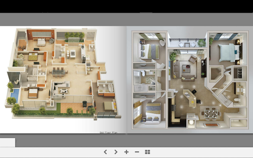 3d home plans apps on google play for App para planos