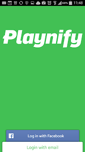 Playnify- screenshot thumbnail