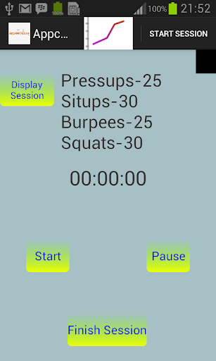 【免費健康App】Appcercise - Exercise App Pro-APP點子