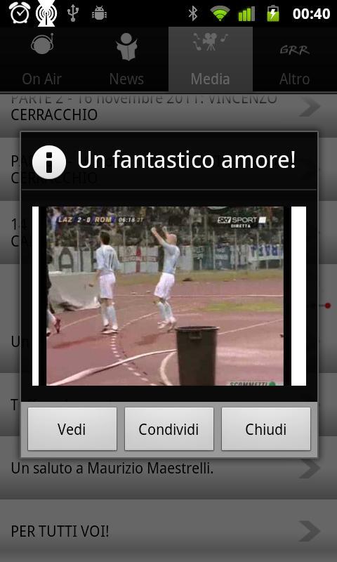 RadioSei App Ufficiale- screenshot