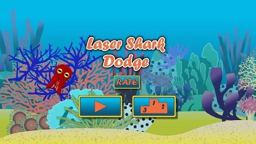 免費休閒App|Laser Shark Dodge Pro|阿達玩APP