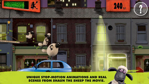 Shaun the Sheep - Shear Speed  screenshots 3