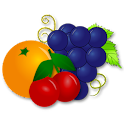 Fruits slot logo