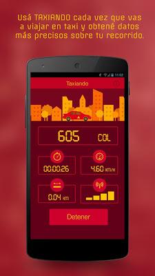 Taxiando - screenshot