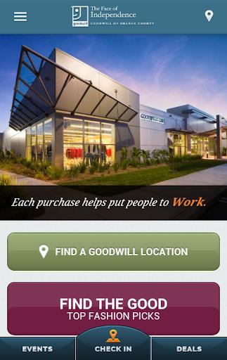 Goodwill OC