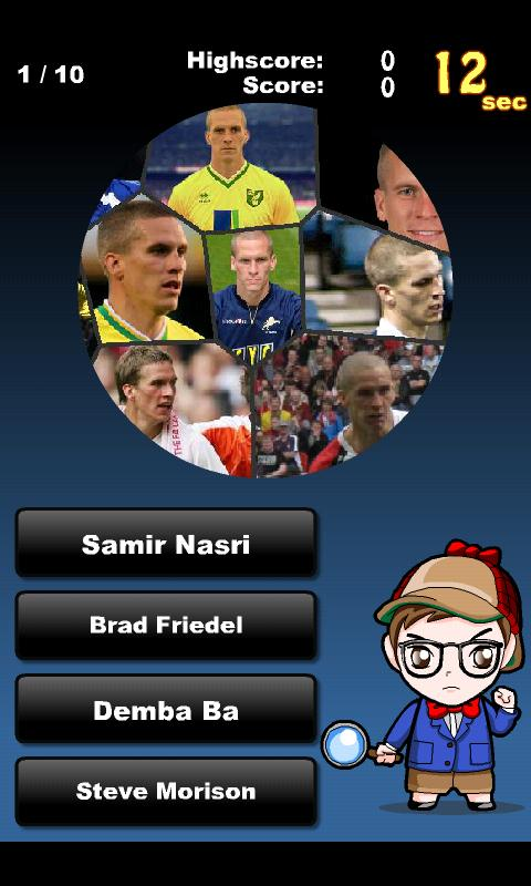 Guess Who? -Premier League - screenshot