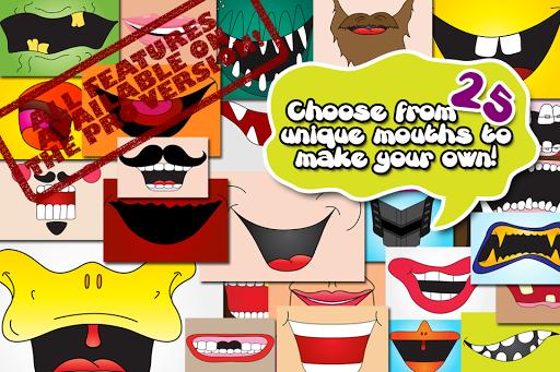 【免費娛樂App】Blabber Mouths Lite-APP點子